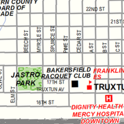Bakersfield ca maplocator greater bakersfield chamber of commerce malvernweather Images