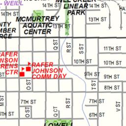 Bakersfield ca maplocator sponsors malvernweather Images